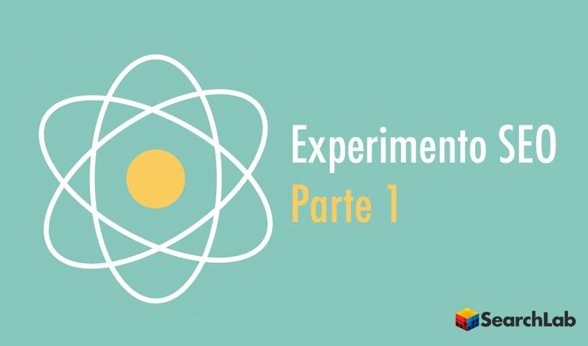 experimento seo parte1